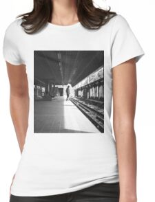 Station Womens Fitted T-Shirt