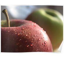 Apple freshness Poster
