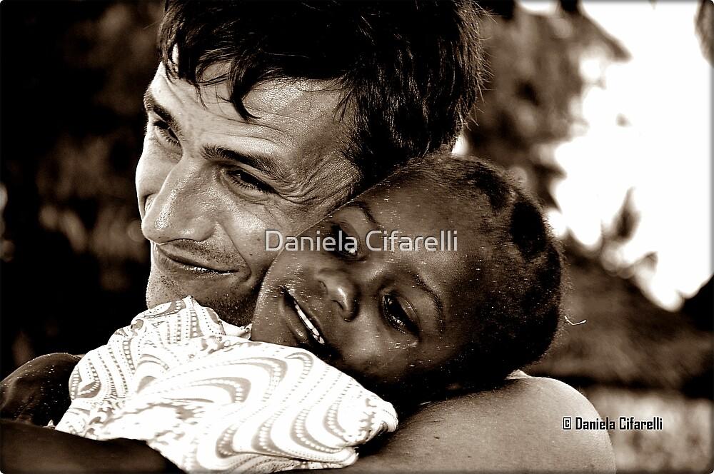 Ebony & Ivory by Daniela Cifarelli
