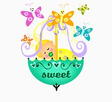 Sweet Cargo Baby Sleeping Unisex T-Shirt
