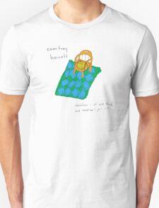 Courtney Barnett 'Sometimes' Album (w/ text) Unisex T-Shirt