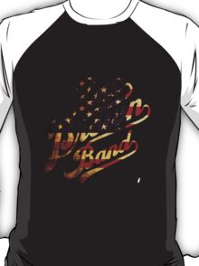 Zac Brown Band American Logo T-Shirt