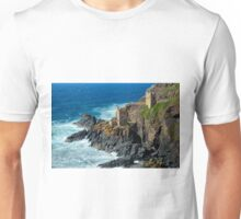 Botallack Mine, Cornwall Unisex T-Shirt