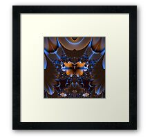 Her Beauty is Compared To None Framed Print