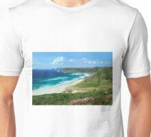 Whitesand Bay, Cornwall Unisex T-Shirt