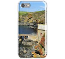 The Old Lizard Lifeboat Station, Cornwall iPhone Case/Skin