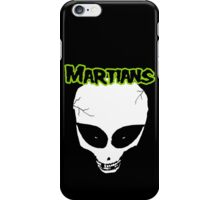 Misfits (Martians) iPhone Case/Skin