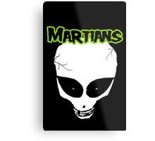 Misfits (Martians) Metal Print