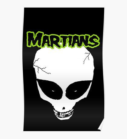 Misfits (Martians) Poster