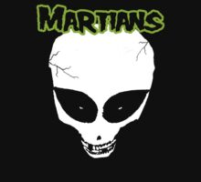Misfits (Martians) by southfellini