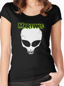 Misfits (Martians) Women's Fitted Scoop T-Shirt