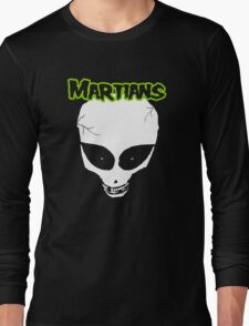 Misfits (Martians) Long Sleeve T-Shirt