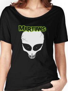 Misfits (Martians) Women's Relaxed Fit T-Shirt