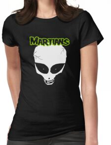 Misfits (Martians) Womens Fitted T-Shirt