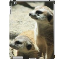 Meerkat Madness iPad Case/Skin