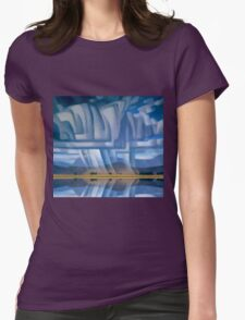 Beautiful Storm Womens Fitted T-Shirt