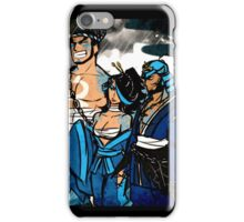 Akua Dan- japanese style team aqua iPhone Case/Skin