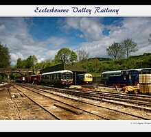 Ecclesbourne Valley Railway by David J Knight