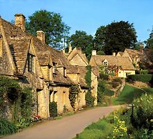 Arlington Row, Bibury by rodsfotos