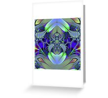 Web of Beauty and Perfection Greeting Card