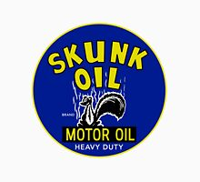 Skunk Motor Oil Unisex T-Shirt