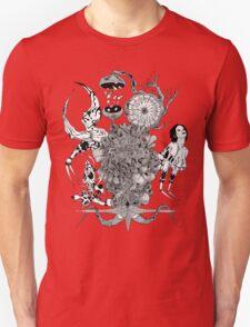 Bearing Ataxic Beings T-shirt T-Shirt