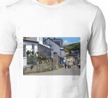Port Isaac, Cornwall Unisex T-Shirt
