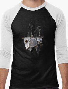 Funny Face Men's Baseball ¾ T-Shirt