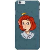 skeptic iPhone Case/Skin