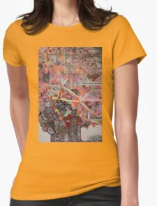 ENERGY - LARGE FORMAT Womens Fitted T-Shirt