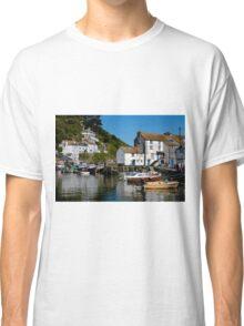 Polperro Harbour, Cornwall Classic T-Shirt
