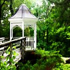 The Gazebo II by Kay  G Larsen