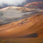 Haleakala volcano, Maui, HI by Andrey Popov