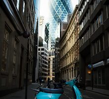 30 St Mary Axe - 1 by BrainCandy