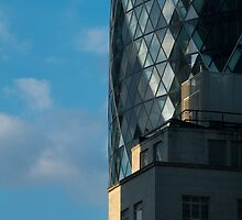 30 St Mary Axe - 2 by BrainCandy