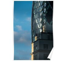30 St Mary Axe - 2 Poster