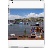 The Bait Catchers iPad Case/Skin