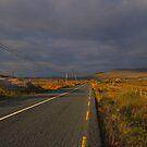 Sunset Highway  by seawhisper