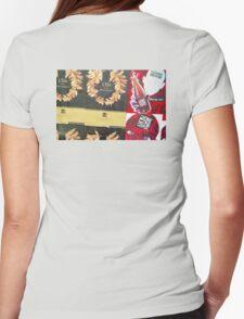 Post No Bills Womens Fitted T-Shirt