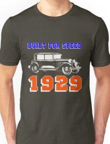 1929 SALOON Unisex T-Shirt