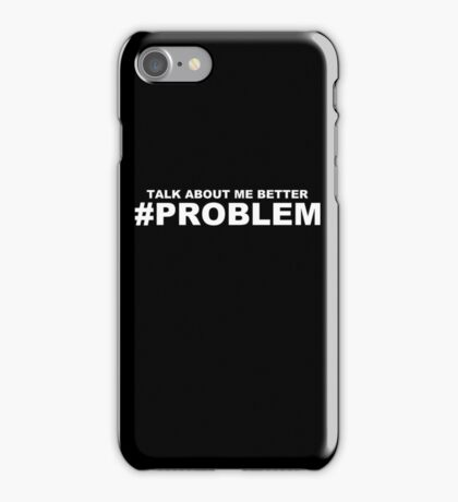 #Problem Stormzy iPhone Case/Skin