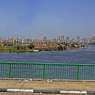 Crossing the Nile by Tom Gomez