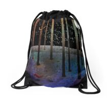 Sweet Forest Drawstring Bag