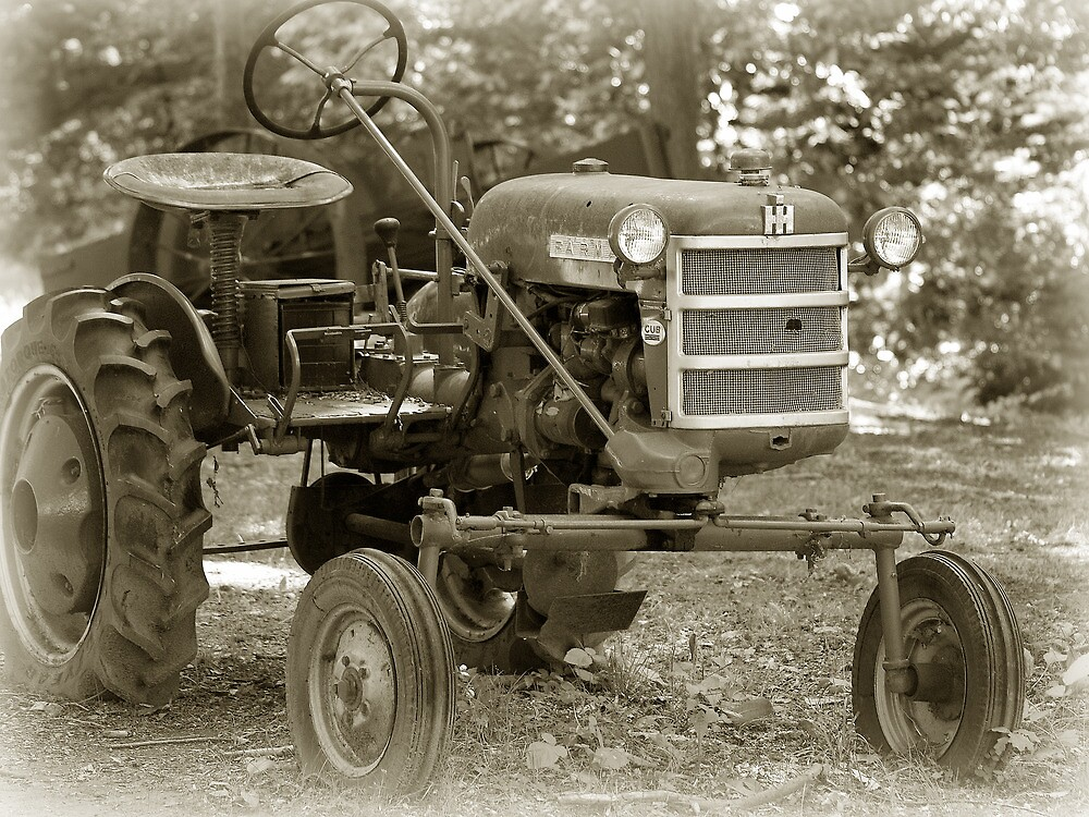 FARMALL cub by nastruck