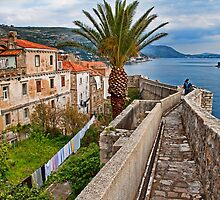 Walking the Walls of Dubrovnik by vadim19
