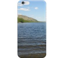 Ullswater, The Lake District iPhone Case/Skin