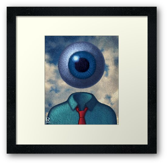 Eye'm Watching You by Rob Colvin