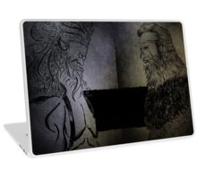 Thunder Gods Laptop Skin