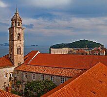 Dominican Monastery. Dubrovnik. by vadim19