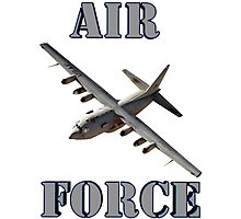 Air Force C-130 Photographic Print